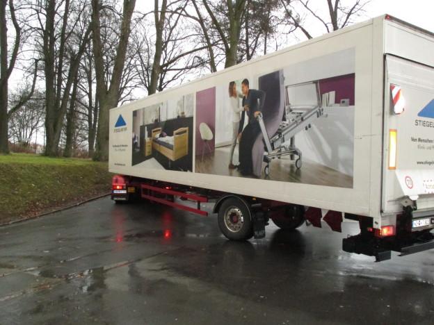 Klinikbett Stiegelmeyer Neubeschaffung und Inventarisierung